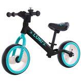 Беговел - велобег Balance Tilly Lumi T-212521 12 дюймов светящиеся колеса
