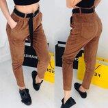 Женские брюки вельветовые Napoli