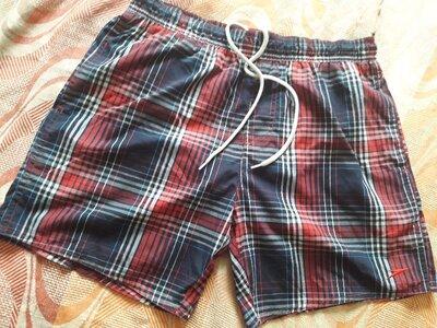 Фирменные пляжные шорты Speedo на размер 46-48