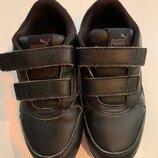 Детские кроссовки puma, оригинал 31,5 размер.