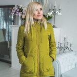 Куртка женская демисезонная весенняя, Три цвета