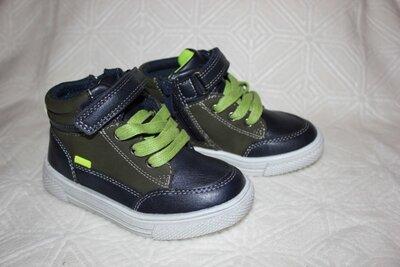 Ботинки демисезонные для мальчиков бренда Солнце - Kimboo рр.21 22 23 24 25 26