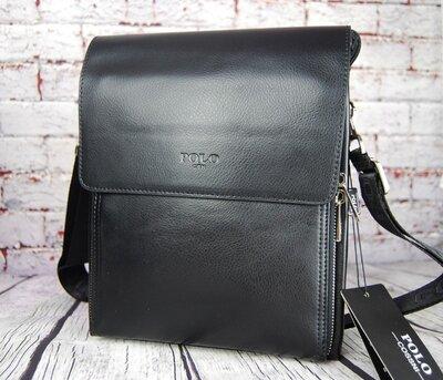 Стильная мужская сумка-планшет Polo.Барсетка Поло Размер 27 21 7см Кс72-1