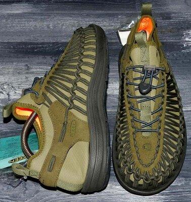 Keen uneek оригинальные, стильные, надежные трекинговые сандалии-босоножки