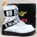 Кожаные ботинки Dr. Martens 1490 Sex Pistols оригинал, размер 44.5 - 45