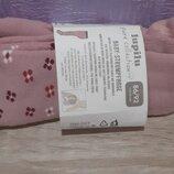 Новые качественные фирменные колготки на девочку 12-24 месяца. Lupilu