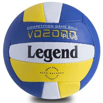 Мяч волейбольный Legend 0691 размер 5, PU сшит вручную