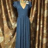 Платье макси на выпускной или праздник 46 размер Новое, европейское качество, достойное и шикарное