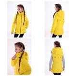 Куртка-Жилет для девочки, р.140, 146