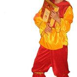 костюм карнавальный буратино