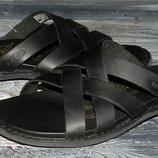 Keen Sofia шикарные, стильные, удобные кожаные шлепки-сандалии