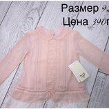 Блуза для девочки от Mayoral