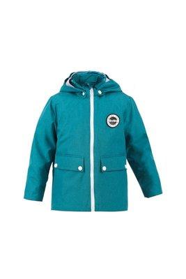 Демисезонная куртка 2 в 1 весенняя унисекс, размер 92-146