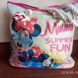 Непромокаемая пляжная сумка Минни Маус Дисней