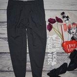 XS-S/8/34 фирменные женские мего крутые заниженные штаны брюки River Island