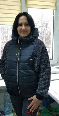 Куртка женская демисезонная 44-46