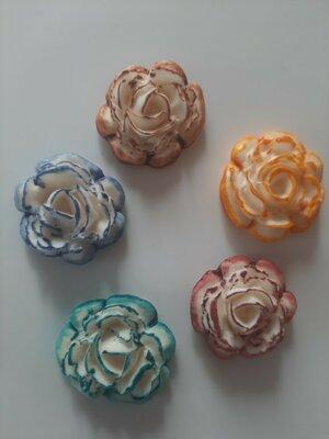 Кондитерское украшение Роза
