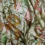 Обалденный шарф платок Louis Vuitton /шикарная вещь