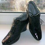 Туфли-Ботильоны женские натуральная кожа Nero Giardini р.38