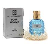 Teстер VIP мужской Givenchy Pour Homme 60 мл