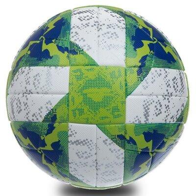 Мяч футбольный 5 UEFA Super Cup 0420 размер 5 PVC, клееный