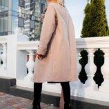 пальто Пальто BN-9261 Арт. BN-9261 Цена 1470 грн. Размер S-L Ткань пальтовая на дорогой сатинов