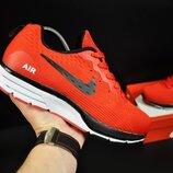 кроссовки Nike Air Zoom Winflog арт 20747 мужские, красные, найк