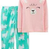 Зимняя пижама для девочки Carters