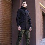 Куртка демисезонная мужская куртка софтшелл весенняя мужская курточка победов Soft Shell