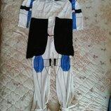 Карнавальный костюм Имперский Штурмовик star wars р l на 11-14лет