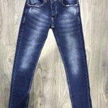 Мужские стрейчевые молодежные джинсы скини 1369 Mario р29-36