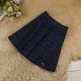 Очень качественная стильная юбка от Super Dry рр 10 наш 44
