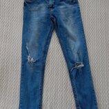 Джинси джинсы рвані рваные odl women