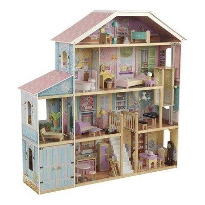 KidKraft Кукольный деревянный домик 65954 Grand View Mansion Dollhouse