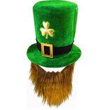 Шляпа Святого Патрика с бородой - 200грн.
