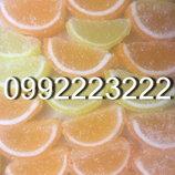 Мармелад Апельсин -лимон дольки