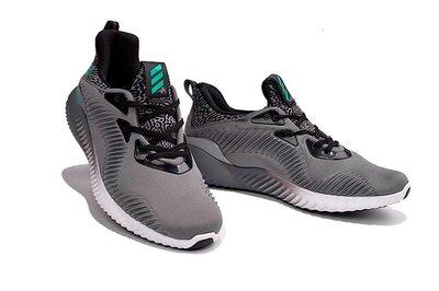 Мужские спортивные кроссовки Adidas AlphaBounce 330 BooST Grey
