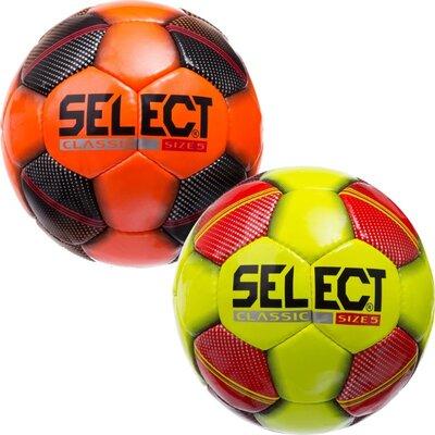 Мяч футбольный 5 St Shine Classic ST-13 размер 5 PU, сшит вручную