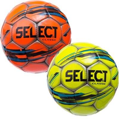 Мяч футбольный 5 St Shine Classic ST-12 размер 5 PU, сшит вручную