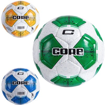 Мяч футбольный 5 Core Competition CR-003 размер 5 PU, сшит вручную