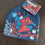 Детская шапка Человек паук Спайдермен Щенячий патруль Скай Гонщик Черепашки ниндзя