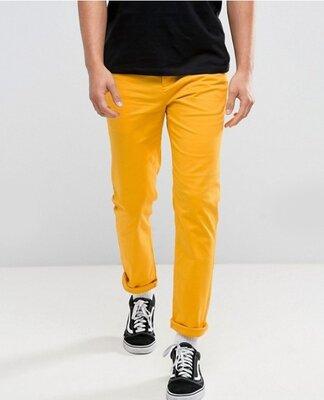 Мужские крутые джинсы чиносы слим asos