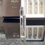 Parfums de Marly Herod Original refillis' travel tube миниатюра пробник из набора 11 мл