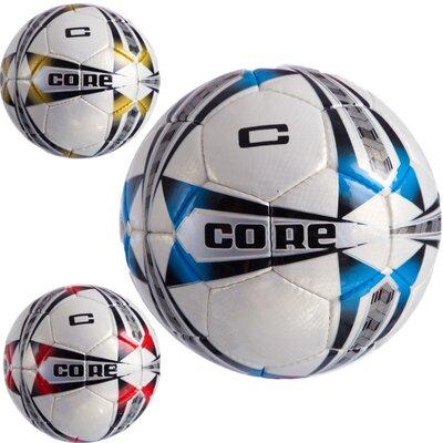 Мяч футбольный 5 Core 5 Star CR-006 размер 5 PU, сшит вручную
