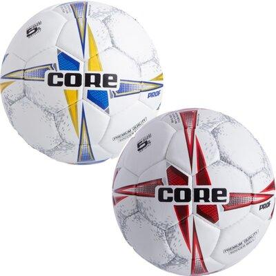 Мяч футбольный 5 Composite Leather Core Prof CR-002 размер 5 сшит вручную