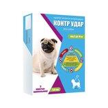 Капли «Контр Удар» для собак 2-10 кг