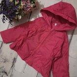 Ветровка 6-9 м, детская легкая ветровка, ветровка детская, весенняя детская куртка, ветровка, кофта