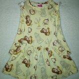 Платье 104,110