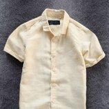 Стильна рубашка Next 2-3 роки