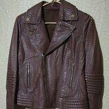 Куртка косуха кожа кожаная питон